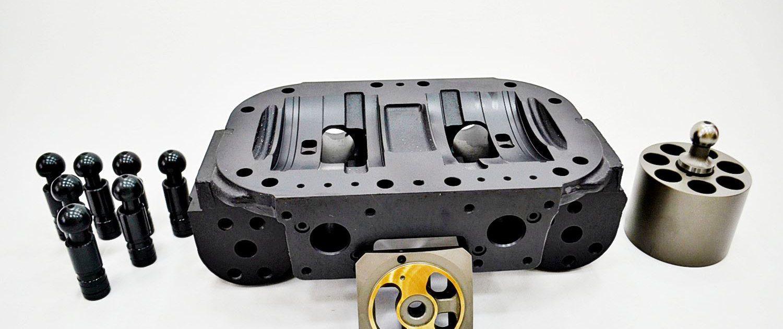 Hitachi OEM Hydraulic Pump Products | Koi Hydraulics